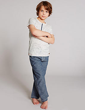 Short Sleeve Pyjamas (1-16 Years)