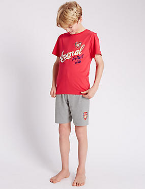 Arsenal Football Club Short Pyjamas (3-16 Years)