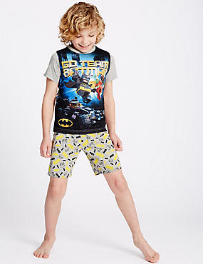 Lego Batman™ Short Pyjamas (3-14 Years)