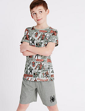 Spider-Man™ Short Pyjamas (6-16 Years)