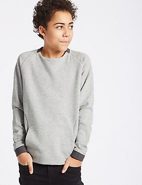 Sports Sweatshirt (3-16 Years)