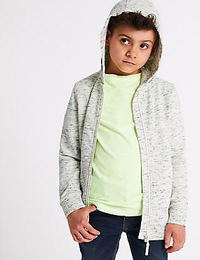 Cotton Rich Sweatshirt (3-14 Years)
