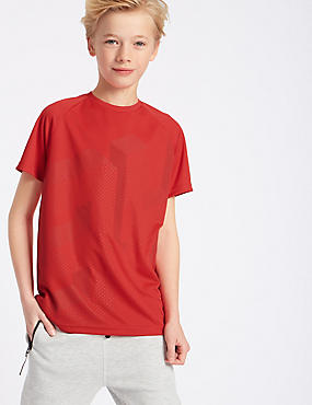 Short Sleeve T-Shirt (3-16 Years)
