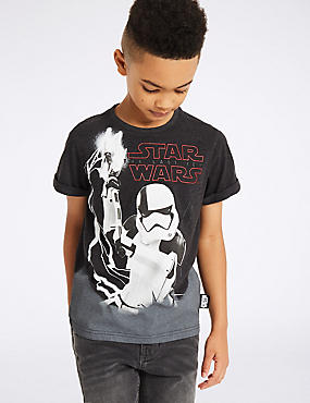 Cotton Rich Star Wars™ T-Shirt (3-14 Years)