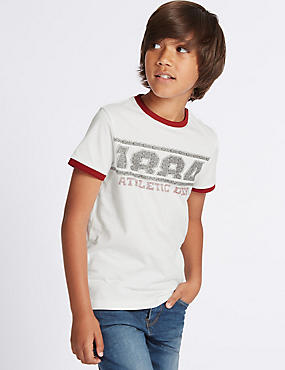 Pure Cotton Top (3-14 Years)