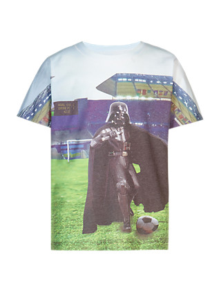 Star Wars™ Darth Vader Football T-Shirt (5-14 Years) Clothing