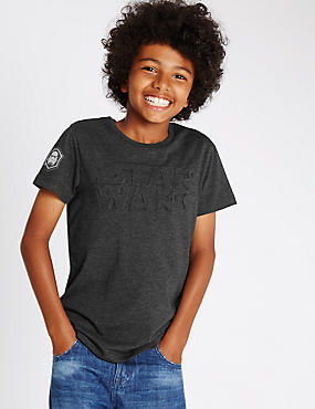 Star Wars™ Embossed T-Shirt (5-14 Years)