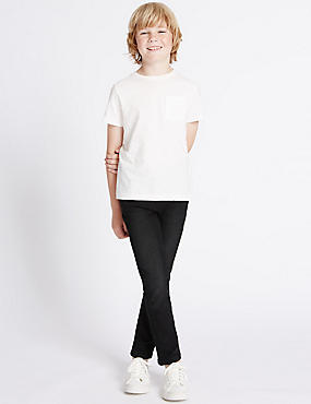 Additional Length Skinny Leg Jeans (3-16 Years)