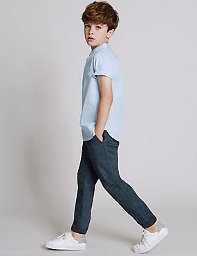Cuffed Hem Trouser (3-14 Years)