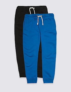 2 Pack Joggers (3-16 Years)