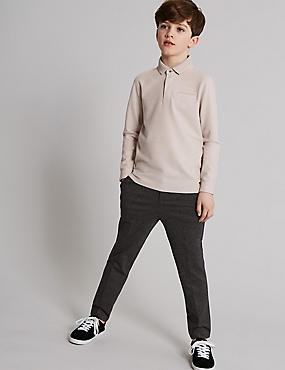 Jersey Chinos (3-16 Years)