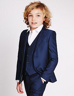 Slim Fit Blazer (3-14 Years)
