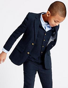 Age 4 black dress jacket