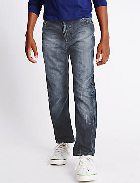 Pure Cotton Denim Jean (3-10 Years)