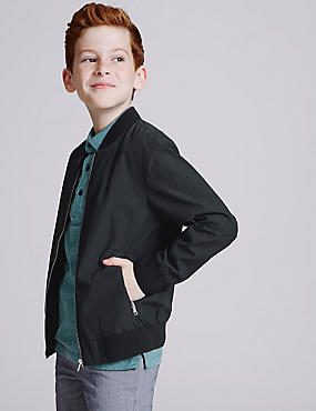 Baseball Bomber Jacket (3-14 Years)