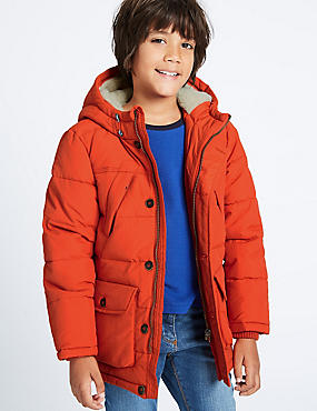 All Boys Jackets | Waterproof & Parka Jackets for Boys | M&S