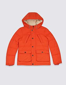 Hooded Parka with Stormwear™ (3-14 Years)