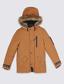 3 in 1 Parka Jacket with Stormwear™ (3-14 Years)