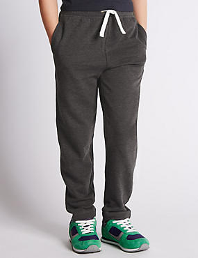 Contrast Drawstring Joggers (5-14 Years)
