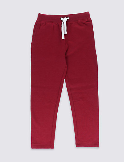 Cotton Rich Joggers (5-14 Years) - T876138
