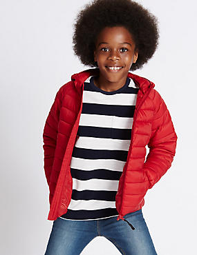 Lightweight Padded Coat with Stormwear™ (3-14 Years)
