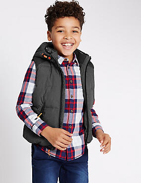 Sleeveless 2 Pocket Gilet (3-14 Years)