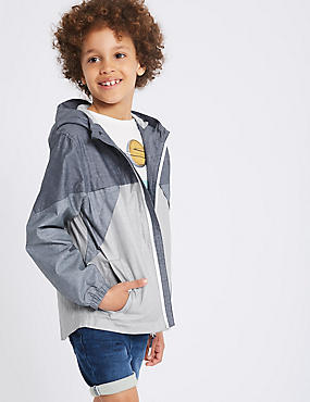 Chambray Anorak Jacket (3-16 Years)