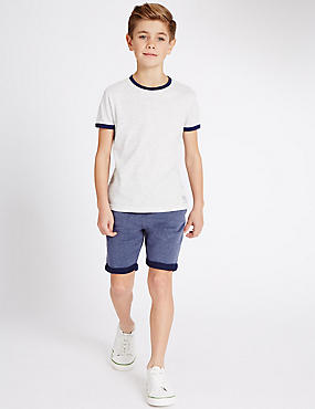 2 Pack of Shorts (3-14 Years)
