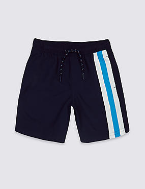 Striped Swim Shorts (3-14 Years)