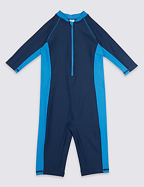 Swimsuit with Sun Safe UPF50+ (3-16 Years)