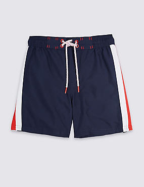 Drawstring Swim Shorts (3-16 Years)