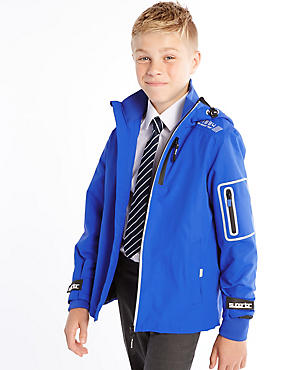 Stormwear™ Hooded Jacket (5-14 Years)