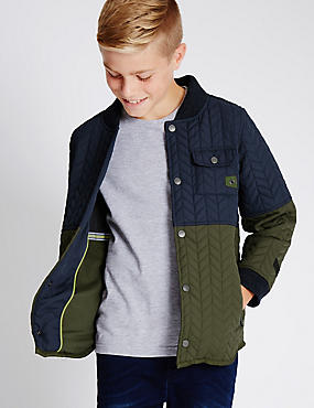Stormwear™ Quilted Jacket (5-14 Years)