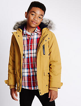 Padded Parka (5-14 Years)