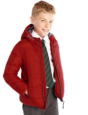 Stormwear™ Hooded Coat (5-14 Years)
