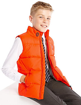 Fleece Lined Gilet (5-14 Years)