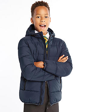 Hooded Coat with Stormwear™ (3-14 Years)