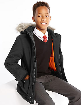 Padded Parka with Stormwear™ (5-14 Years)