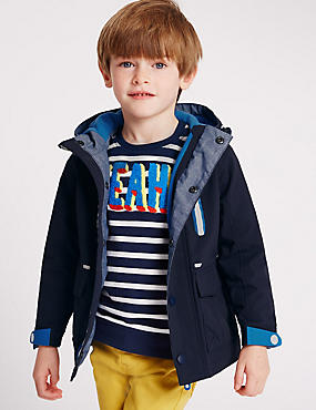 Upsec Anorak Jacket (3 Months - 5 Years)