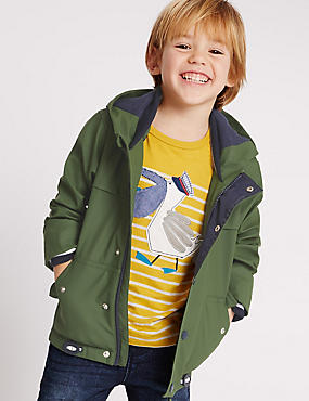 Fisherman Jacket with Stormwear™ (0-10 Years)