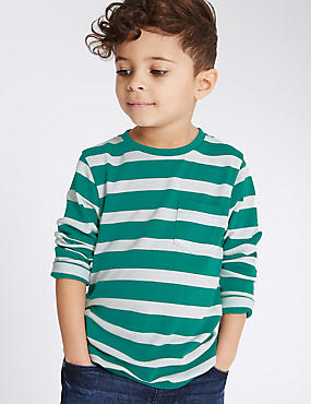 Striped T-Shirt (3 Months - 5 Years)
