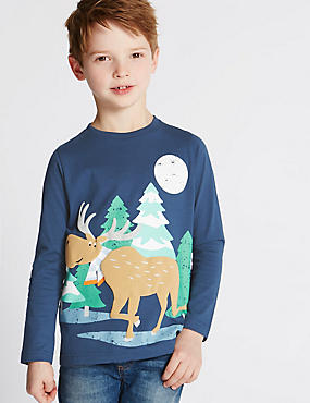 Augmented Reality Moose Top (1-7 Years)