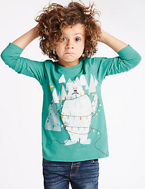 Augmented Reality Long Sleeve Top (1-7 Years)