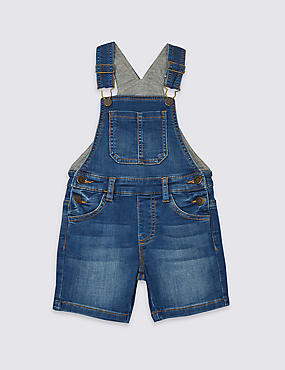 Denim Dungarees (3 Months - 5 Years)