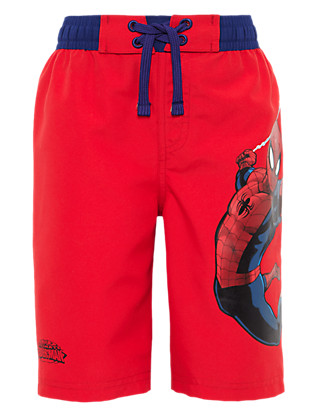 Spider-Man™ Swim Shorts (1-7 Years) Clothing