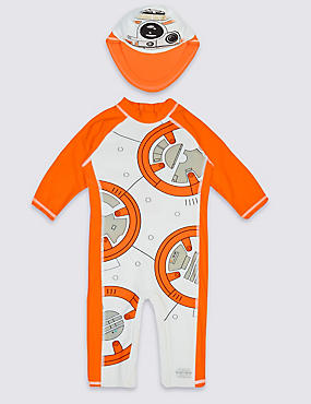 2 Piece Star Wars™ Swim Outfit (0-5 Years)