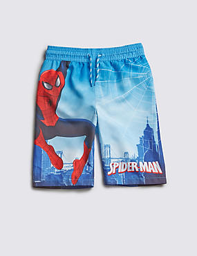 Spider-Man™ Swim Shorts (1-10 Years)