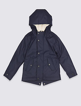 Hooded Coat with Stormwear™ (3 Months - 7 Years)