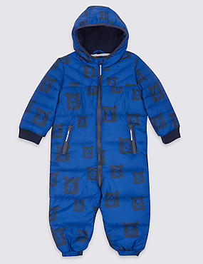 All Over Print Snowsuit with Stormwear™ (3 Months - 7 Years)