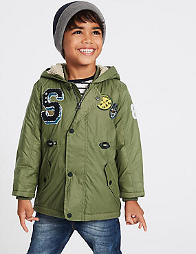 Parka with Stormwear™ (3 Months - 7 Years)